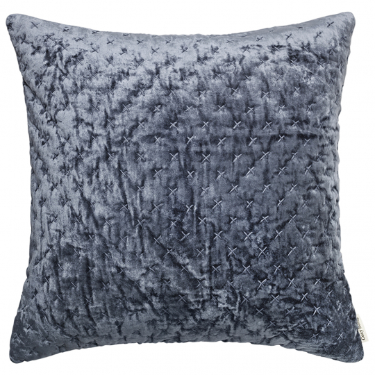 Ornamental Pillow 'Embroidered Lux' - Ocean i gruppen CHRISTMAS /  /  hos Reforma Sthlm  (2338A)