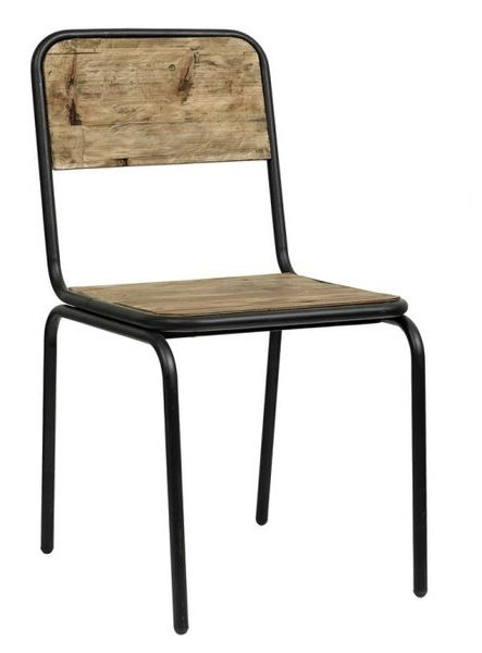 Chair Vintage - SOHO Black - Nordal