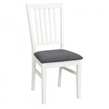 Hübsch stol tre metall krom naturlig LIVING AND CO.