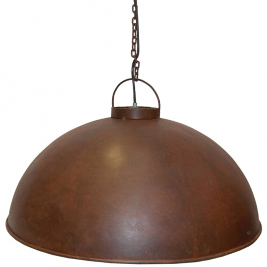 Fabrikklampe vintage - Rusty finish - Trademark Living
