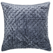 Ornamental Pillow 'Embroidered Lux' - Ocean