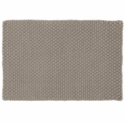 Teppe 'PET' - Rope Taupe 90x60